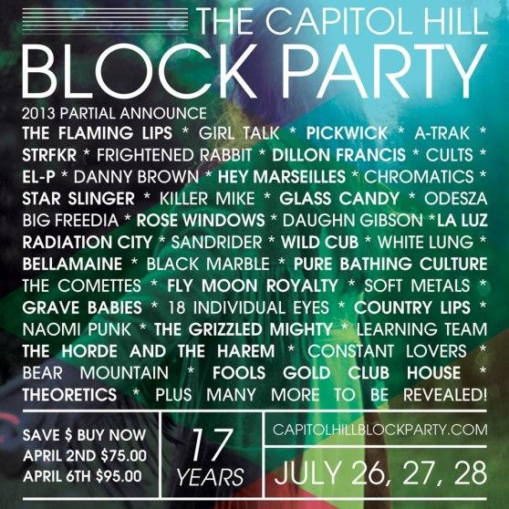 chbp-2013-lineup