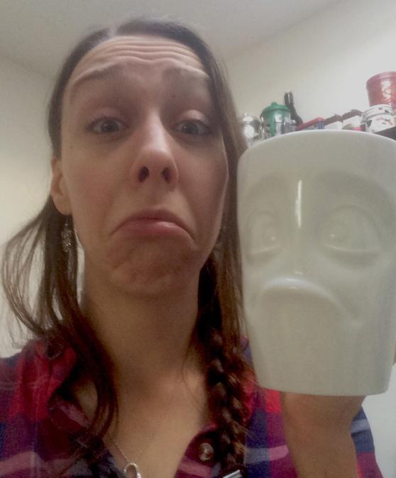 Mug-Face